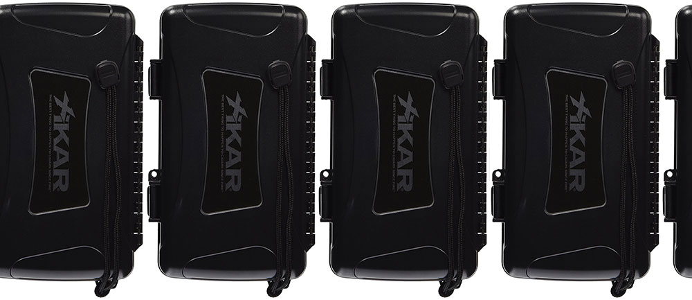 Xikar EX Black Cigar Lighter